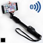 Селфи Про (Черный) Селфистик монопод Yunteng с Bluetooth кнопкой, крепление для iPhone, Samsung, Android